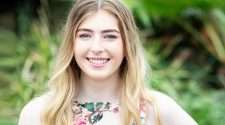 transgender teenager Georgie Stone on neighbours