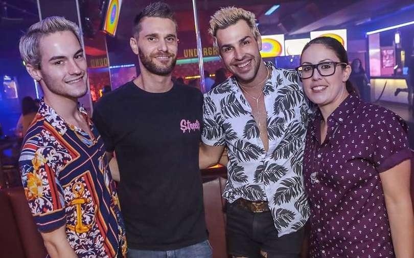 rainbow allsorts the underground nightclub surfers paradise gold coast