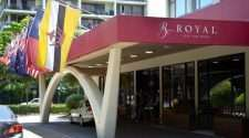 royal on the park hotel