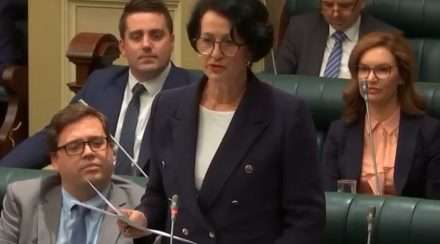 south australian attorney general vicki chapman