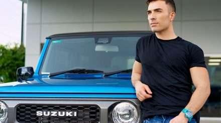Nundah suzuki's Jimny all terrain SUV