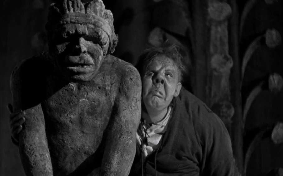 Charles laughton in the hunchback of notre dame movie