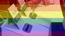 rainbow votes lgbtiq election issues