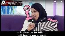 Dr. Mariam Al-Sohel sperm-eating anal worm