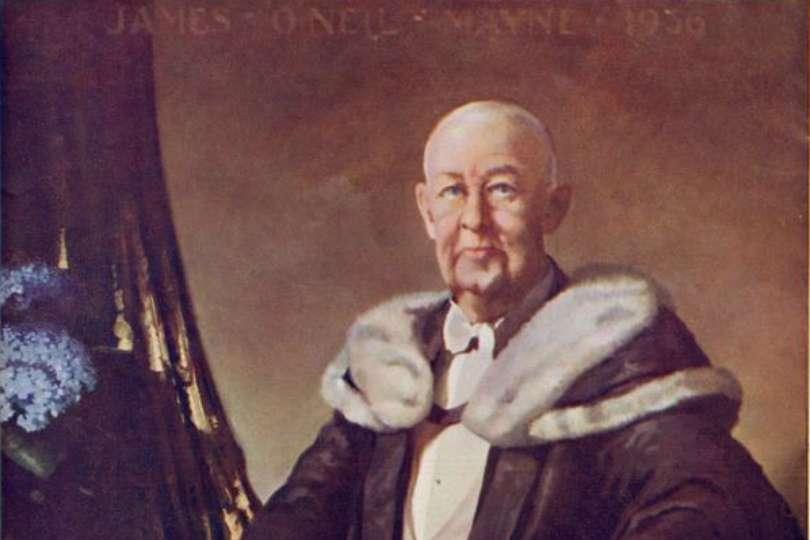 dr james mayne