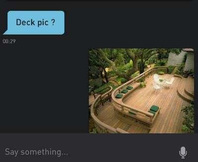 Deck pics grindr fails