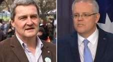 rodney croome equality tasmania prime minister scott morrison