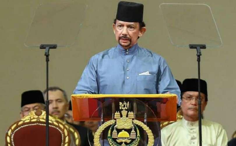 sultan of brunei death penalty