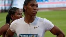 athlete caster semenya paris 2018