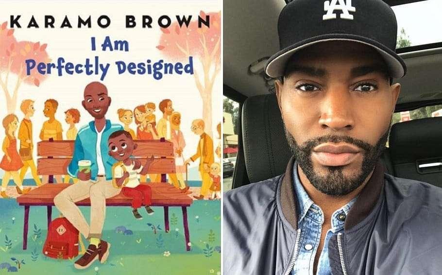 karamo brown queer eye childrens book