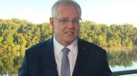 prime minister scott morrison gay people religion