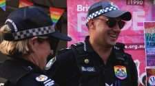 queensland police service lgbti officers ben bjarnesen