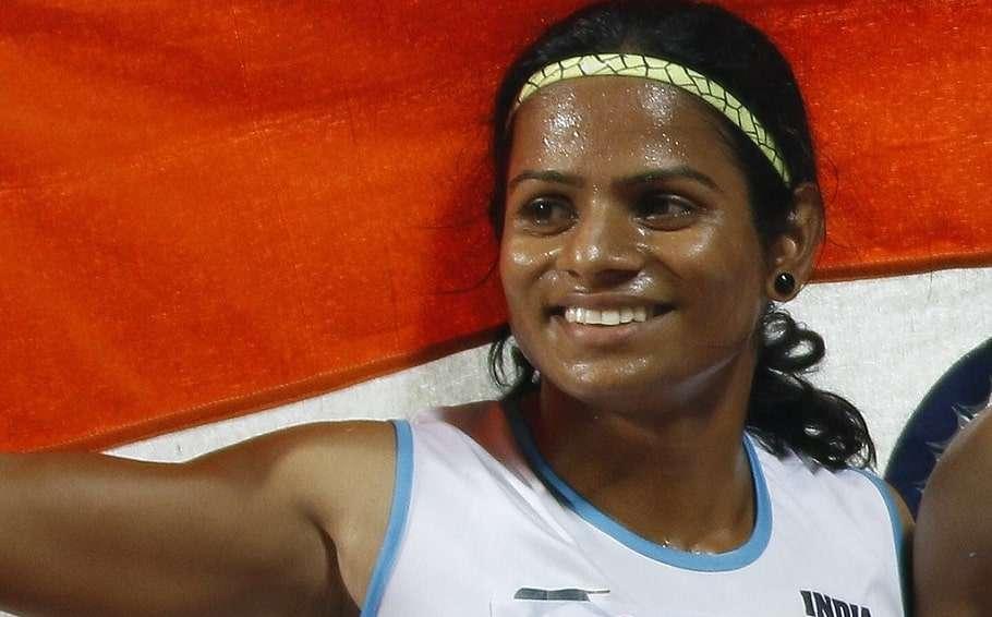 dutee chand india athlete sprinter