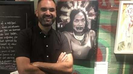 melt festival 2019 portrait prize dan molloy pacific islander brisbane powerhouse