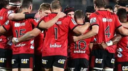 canterbury crusaders rugby team