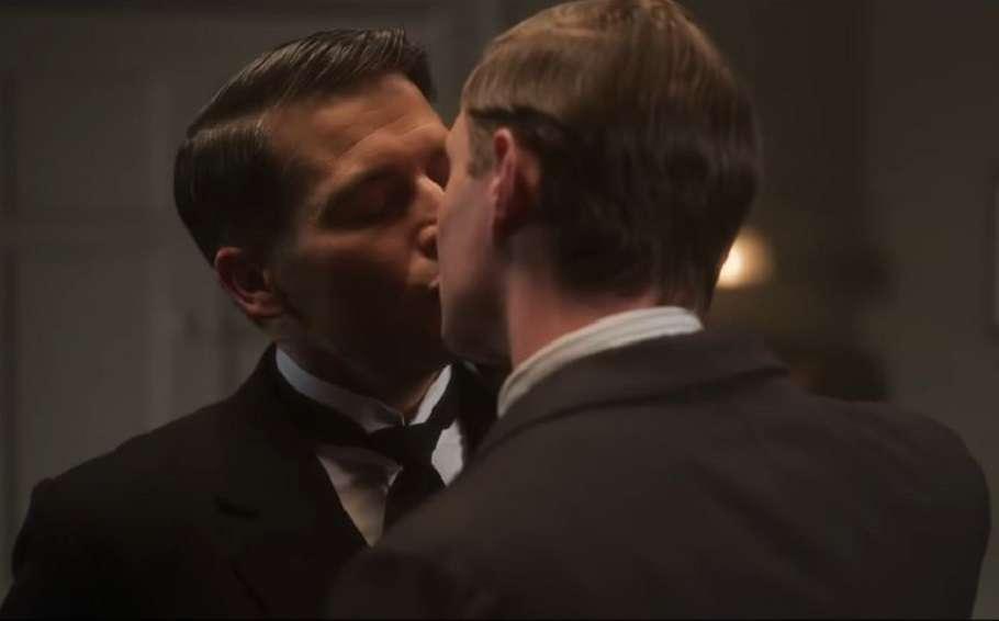 downton abbey movie thomas gay butler Dame Maggie Smith