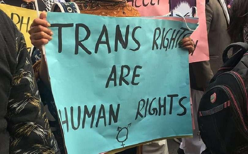 transgender rights march human rights world health organisation