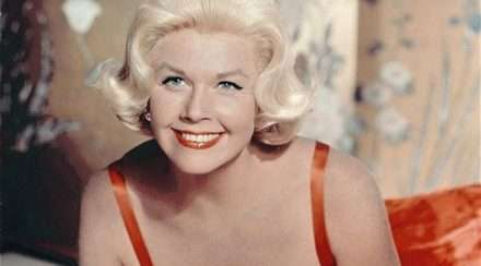 Hollywood Legend Doris Day
