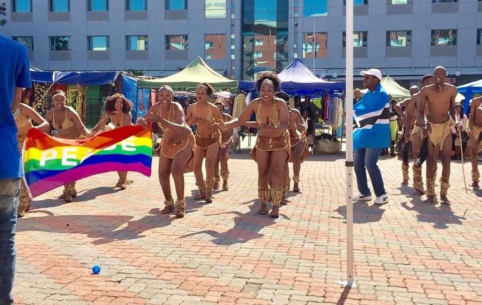 LEGABIBO Botswana decriminalises homosexuality