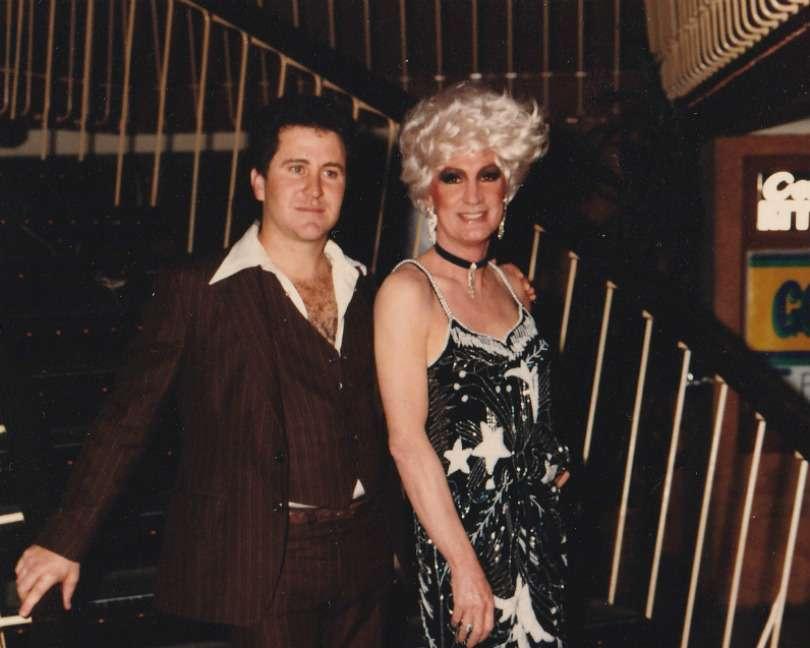dame sybil von thorndyke laurie deane queens ball