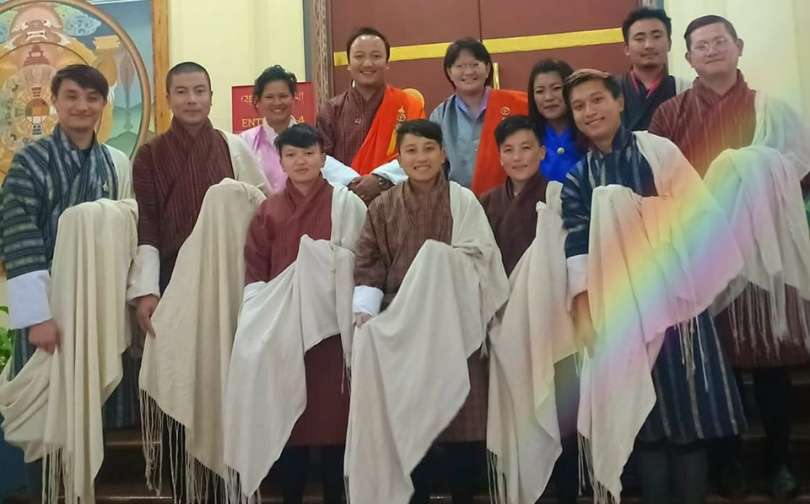 Bhutan lgbtiq rights decriminalisation