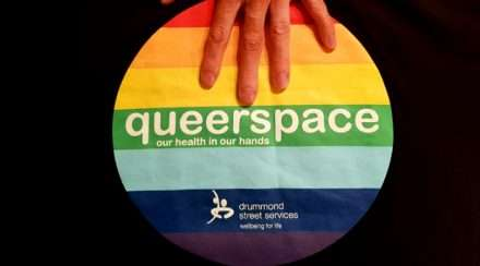 Drummond Street servcies mental health services queerspace