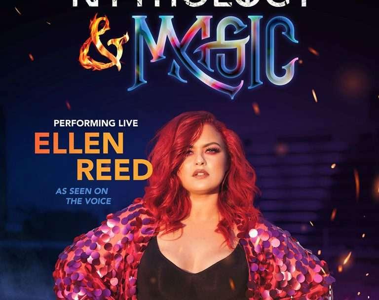 Queens Ball Awards Ellen Reed