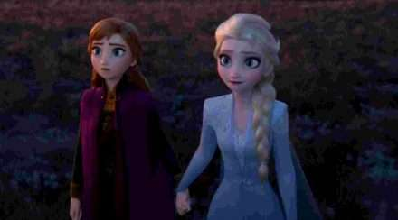frozen 2 elsa disney lesbian