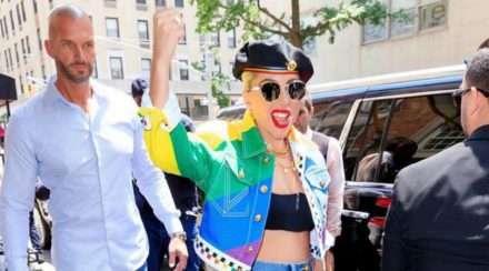 Lady Gaga Stonewall