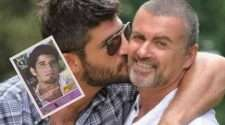 QNews coverboy George Michael Fadi Fawaz Issac Mazar