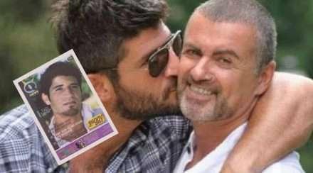 QNews coverboy George Michael Fadi Fawaz Issac Mazar