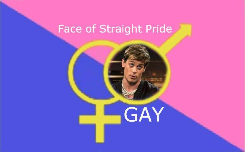 straight pride parade milo yiannopoulos gay