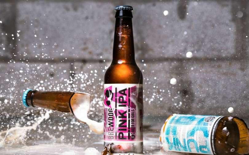 identify as female brewdog pink ipa