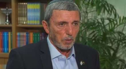 israel education minister rafi peretz gay conversion therapy