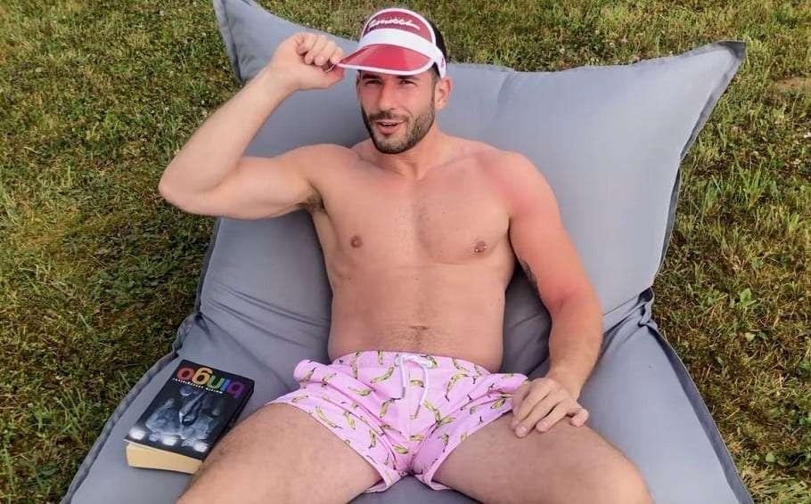 polish celebrities taylor swift homophobia mr gay poland Lukasz Sabat