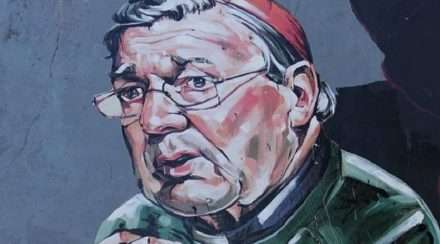 scott marsh mural george pell