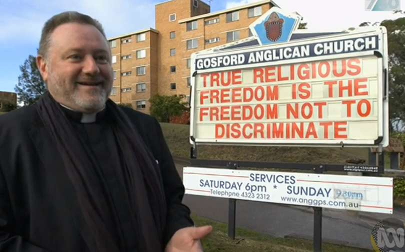 father rod bower gosford anglican church