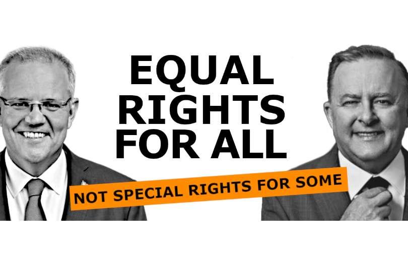 anti-descrimination laws rodney croome just.equal