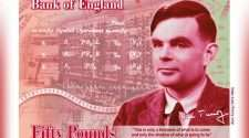 £50 bank of england alan turing