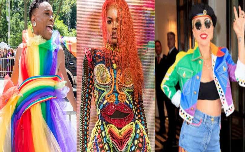 rainbow pride flag fashion pride 2019