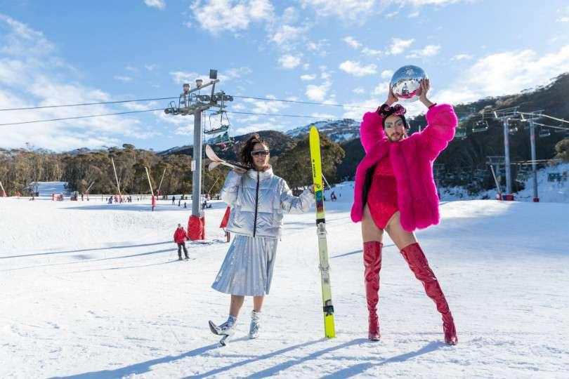 gay ski week rainbow mountain heaps gay thredbo