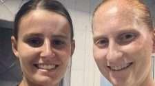 gay tennis couple Alison Van Uytvanck Greet Minnen