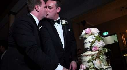 brisbane couple same-sex marriage