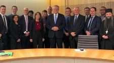 prime minister scott morrison religious freedom meeting discrimination
