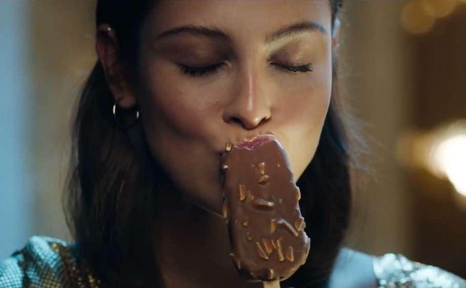 magnum ice-cream ad backlash gay people jailed