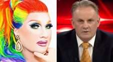 charisma belle drag queen story time mark latham one nation