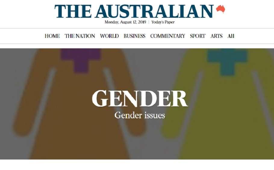 The Australian newspaper transgender equality australia auspath
