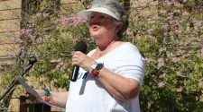 pflag spokesperson shelley argent religious discrimination rally brisbane religious freedom
