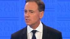greg hunt minister for health transgender healthcare royal australian college of physicians