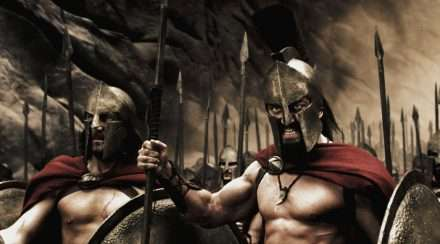 300 Homoeroticism In Cinemas